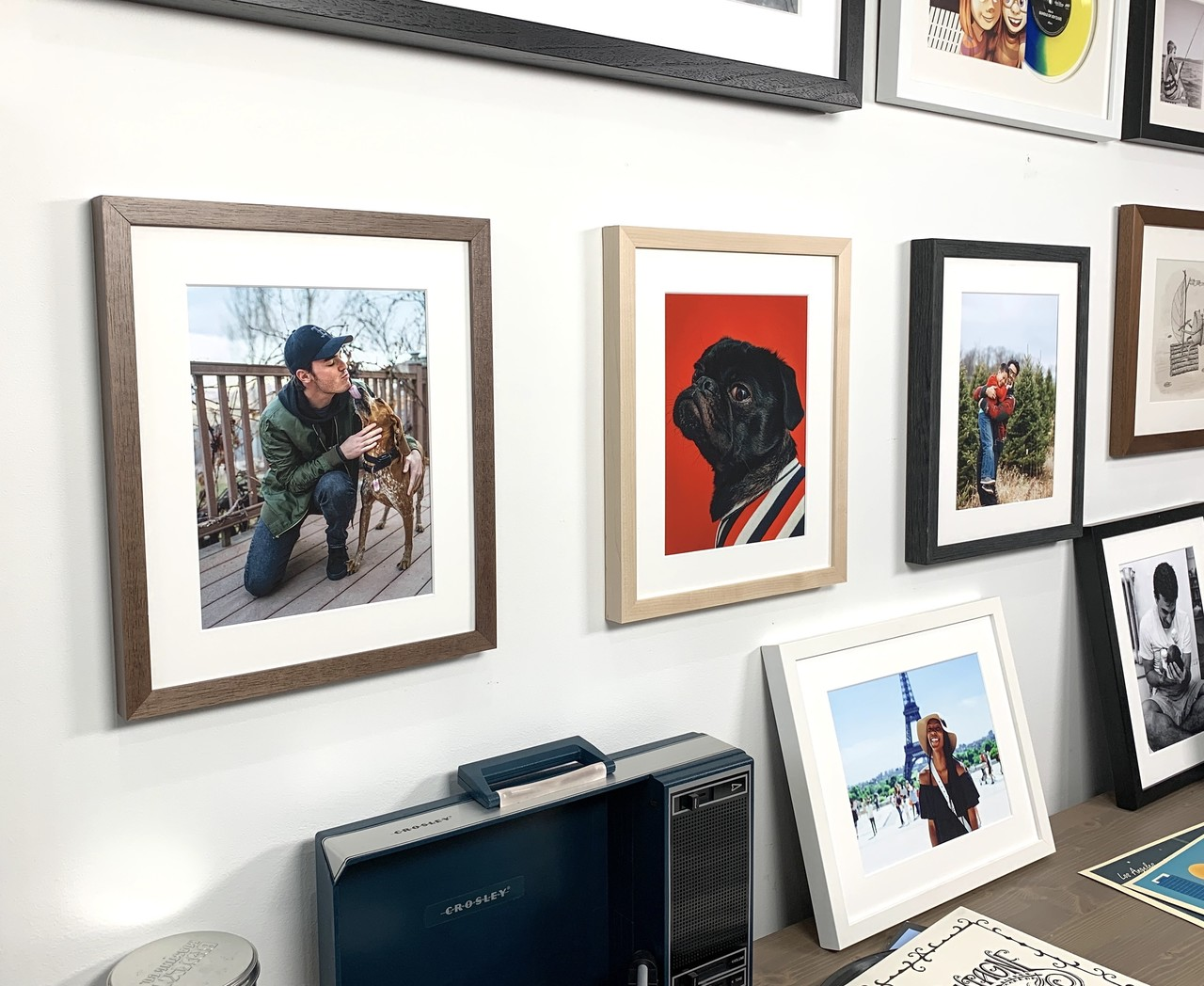 Quick Ship framed photo - Level Frames