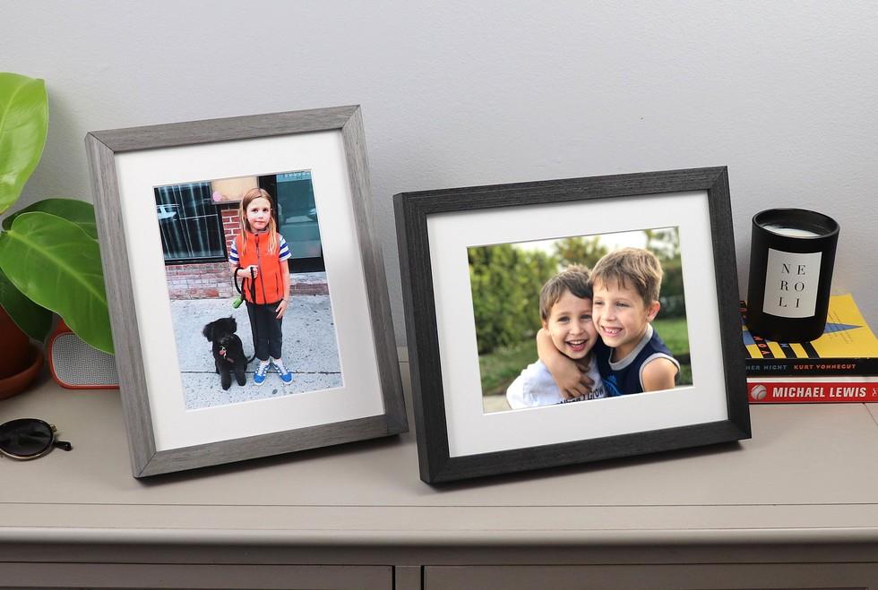 Online custom framing styles Natural
