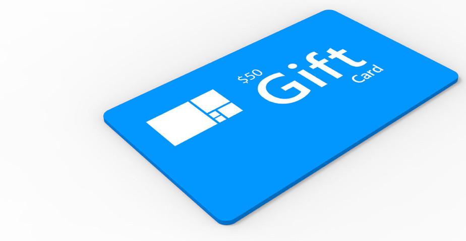 Gift Cards for Custom Framing