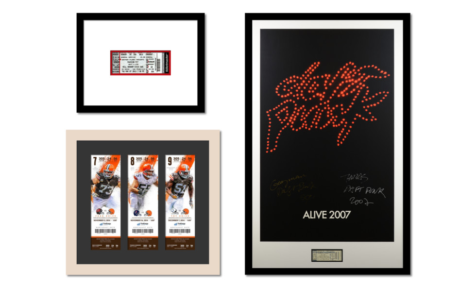 Stand Out With These Special Quick Framed Gift Ideas Custom