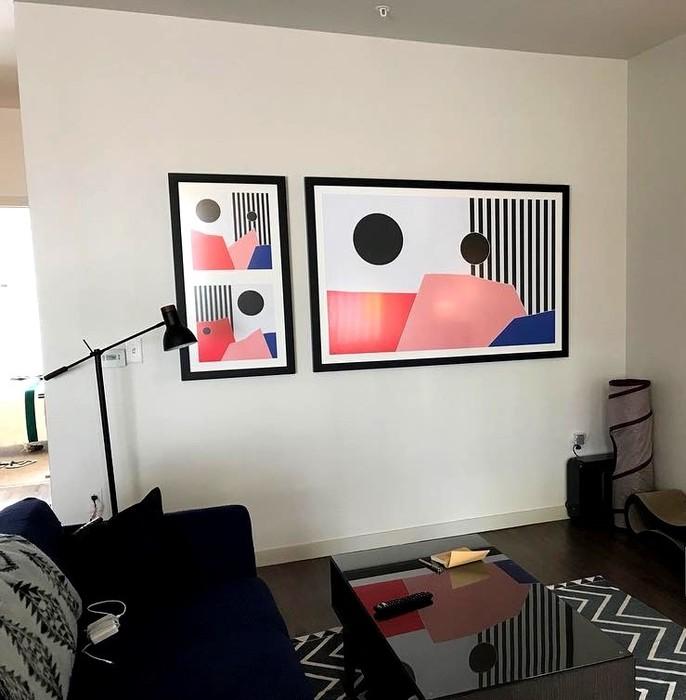 Oversize Prints and Frames - Custom Picture Frames Online | Frame ...