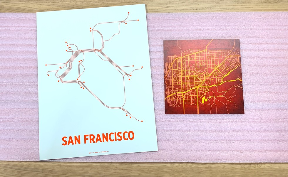 Online Custom Framing Artwork Giveaway