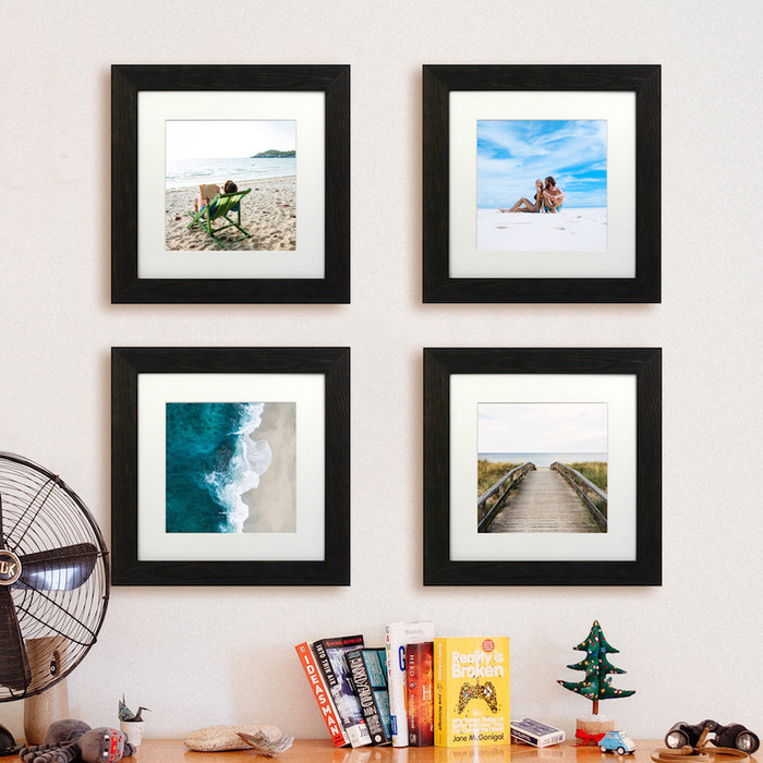 Online custom framing styles Weathered