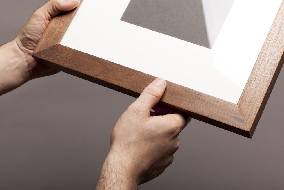 Online Framing Acrylic Glaze Care