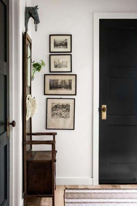 Custom framing and apartment decor ideas with Level Frames