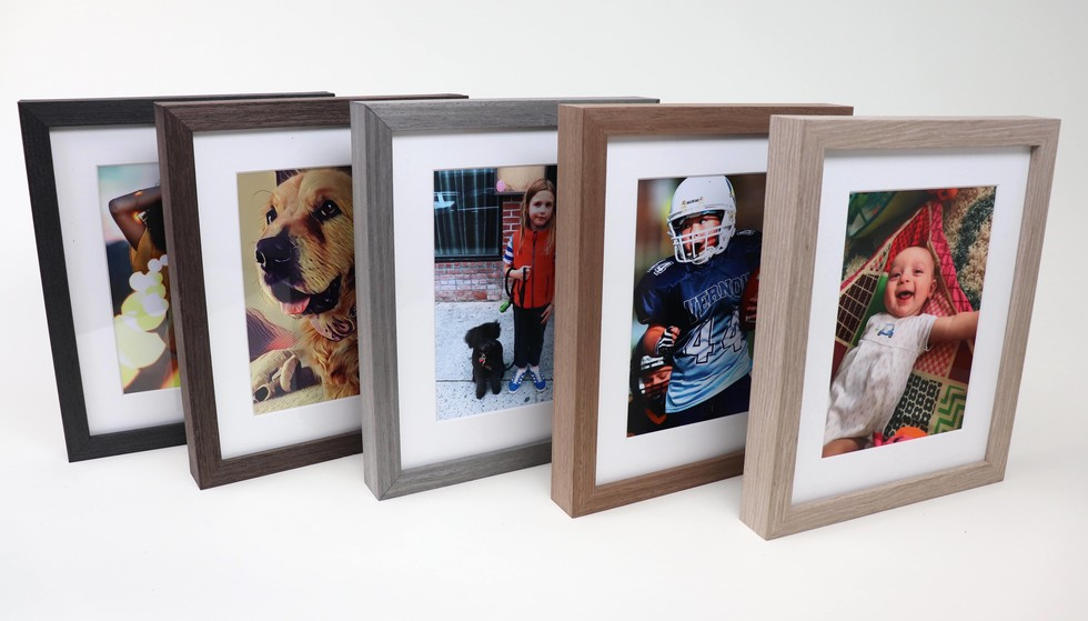 Table Top Picture Frames