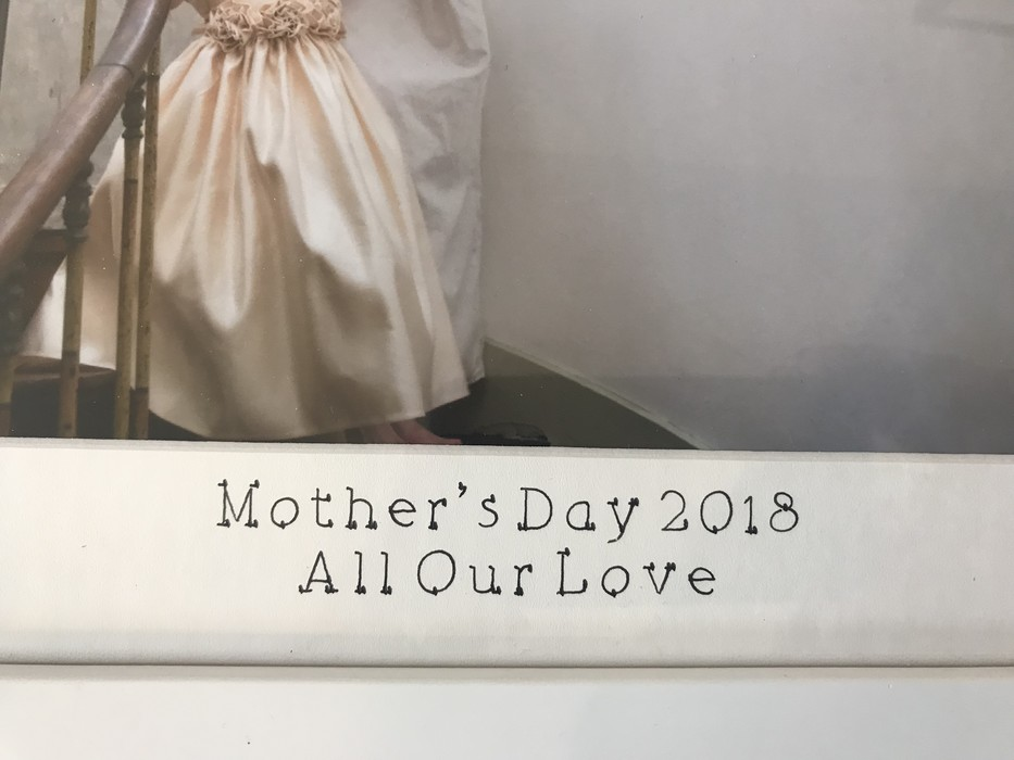 What to Frame for Mother\'s Day and How to Frame It - Custom Picture ...