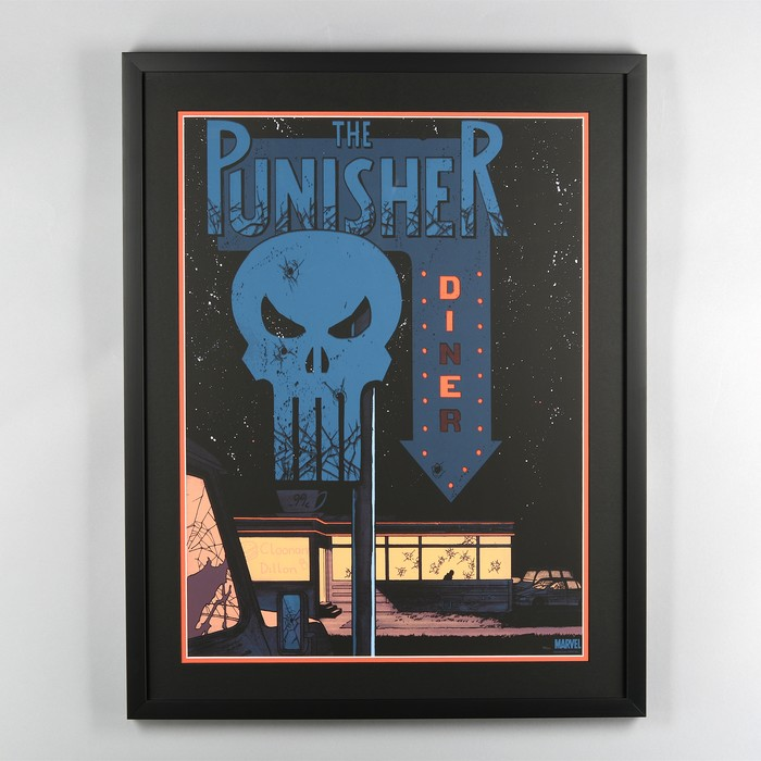 So Much To See And Frame At Nycc 2016 Custom Picture Frames