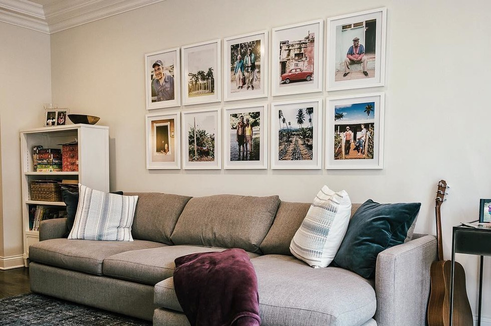 Gallery Wall Framed Photos