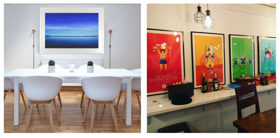 Tips & Ideas for Decorating Any Office Space with Custom ...
