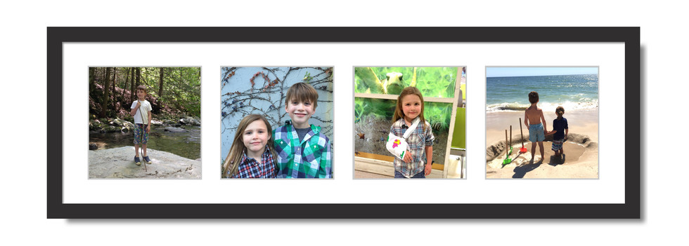 Get Creative with New Collage Frame Options - Custom Picture Frames ...