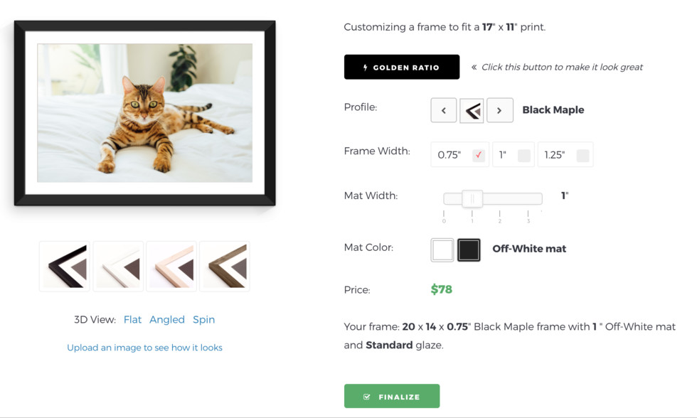 4 Reasons To Go With Custom Framing Custom Picture Frames Online