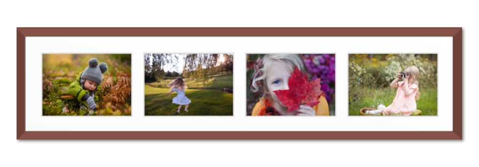 Fancy Long Collage Picture Frames Picture Collection - Ideas de ...