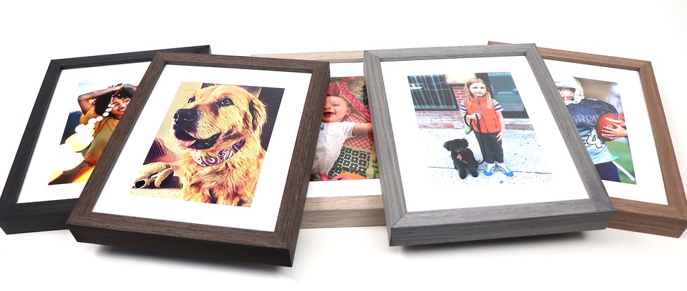 Tabletop Picture Frames to Frame a Photo