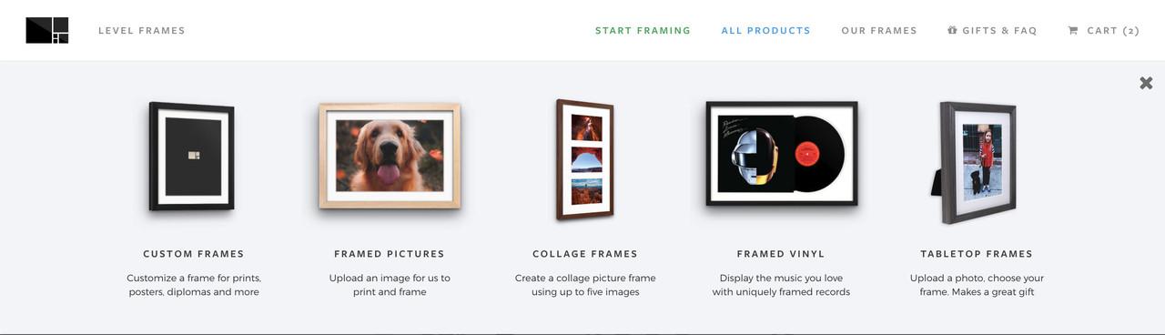custom frame artwork posters photos and more