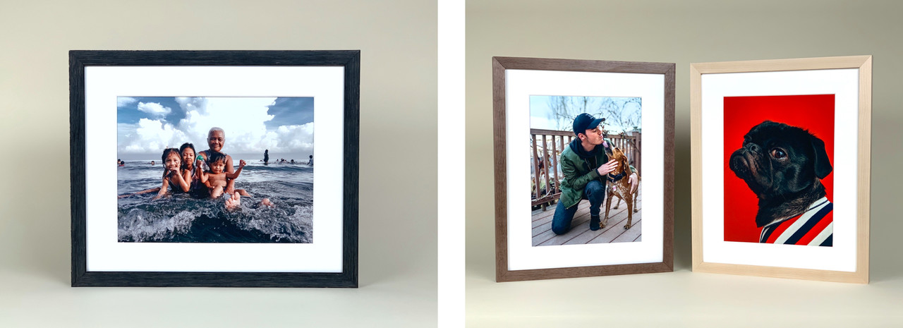 Framed Photo Gift - the Quick Ship from Level Frames