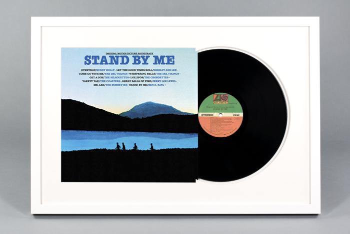 custom framing online - vinyl records