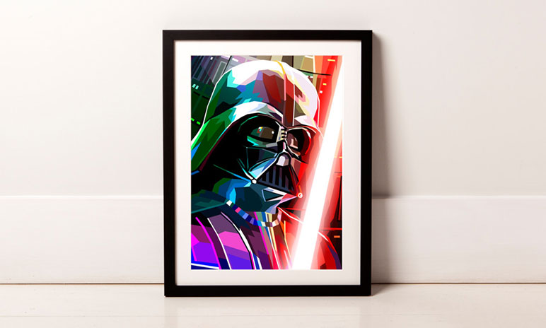 fine art printing - custom framing online
