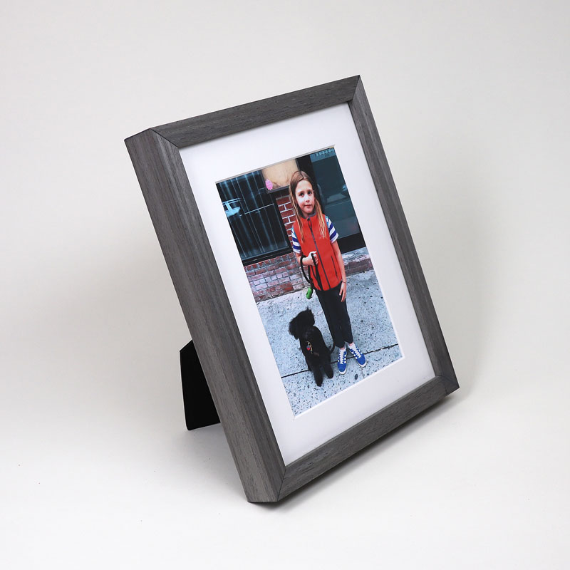 Cloud Gray Tabletop Picture Frame - Level Frames