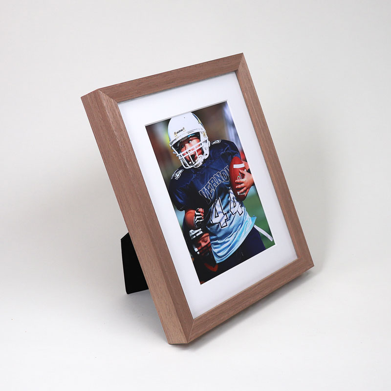 Hazelnut Tabletop Picture Frame - Level Frames