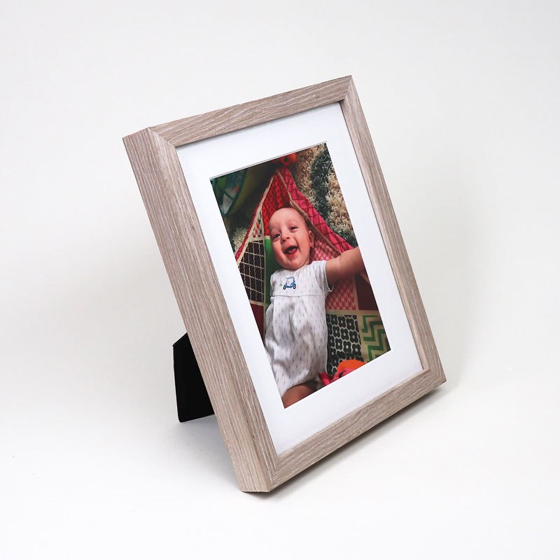 tabletop picture frame - sandstone
