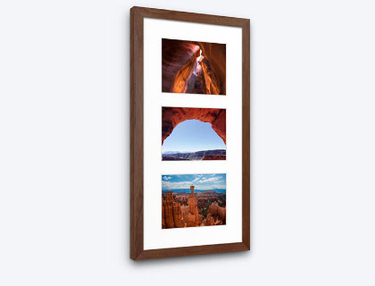 Frame a Photo - Level Frames