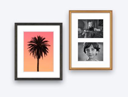 Frame a photo - Popular Framed Photo Styles