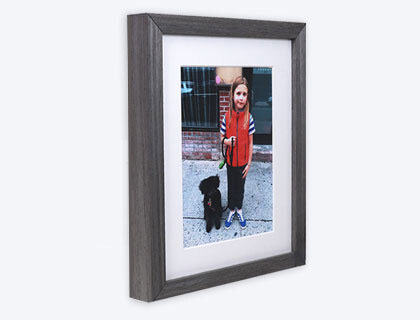 Frame a photo - quick ship