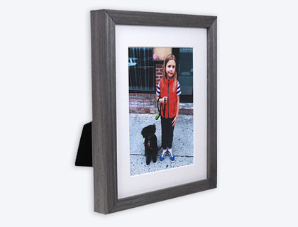 Frame a photo - Tabletop Picture Frame