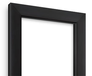 Black Maple picture frame
