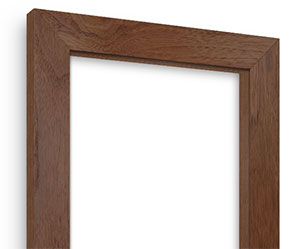 Natural Walnut picture frame