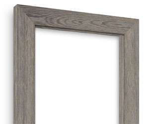 Weathered Grey picture frame