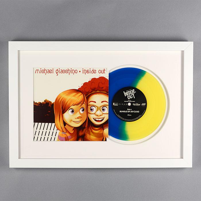 Inside out vinyl
