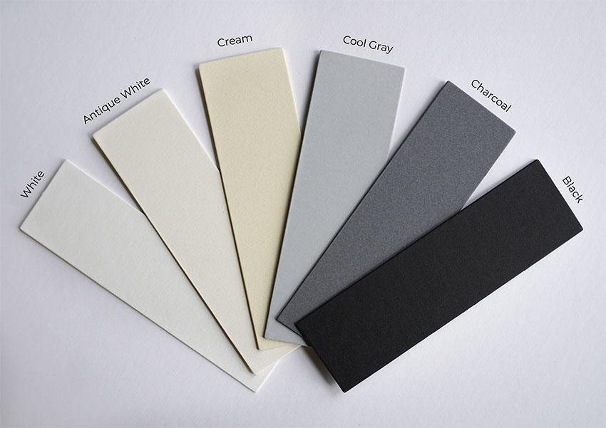 mat colors for custom frames online