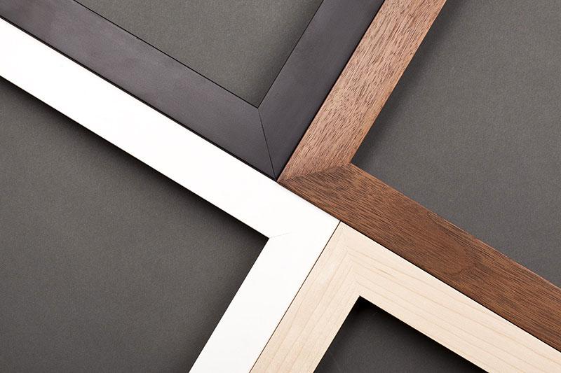 Materials frames