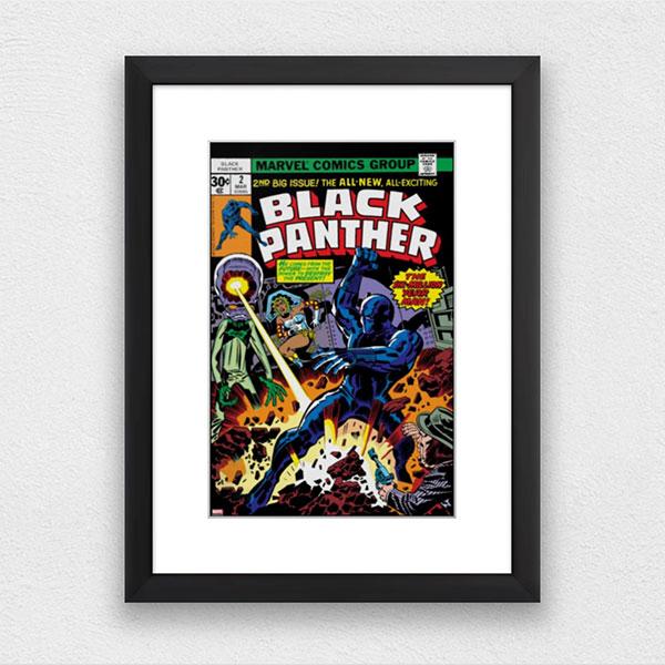 custom frame comics