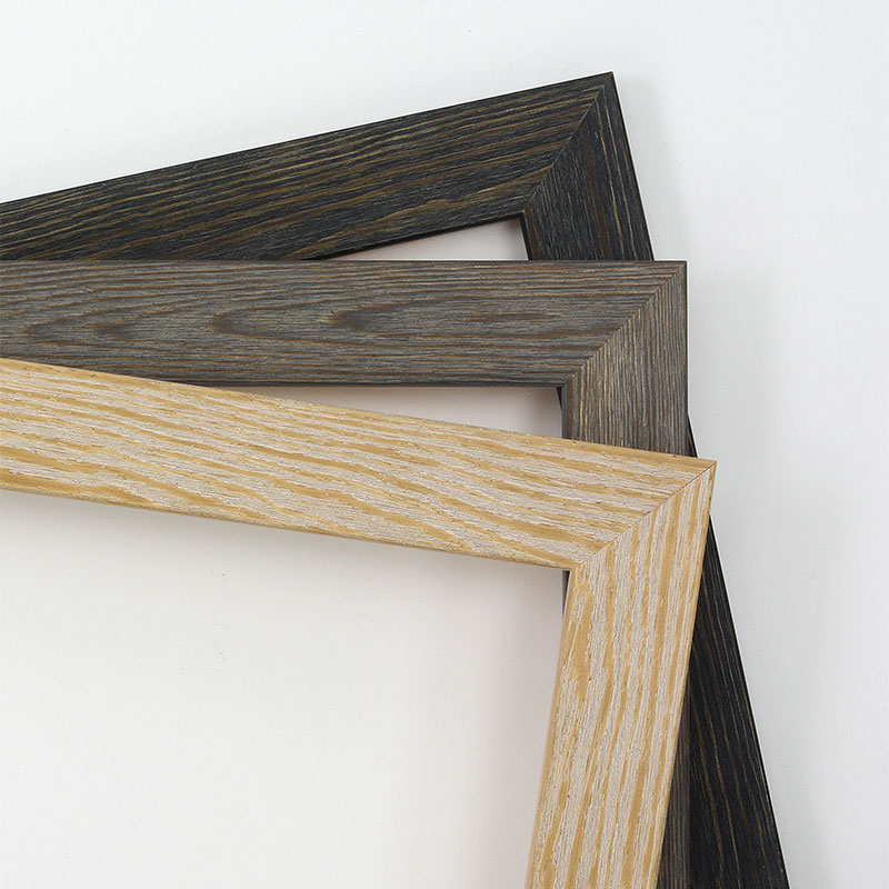 choose a frame color - the rustic collection