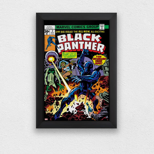 frame your comicbooks