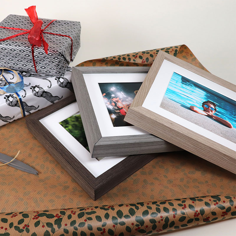 tabletop picture frames - great gifts