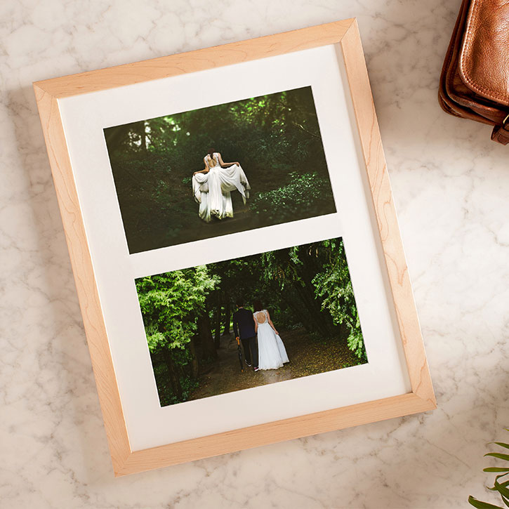Wedding collage frame