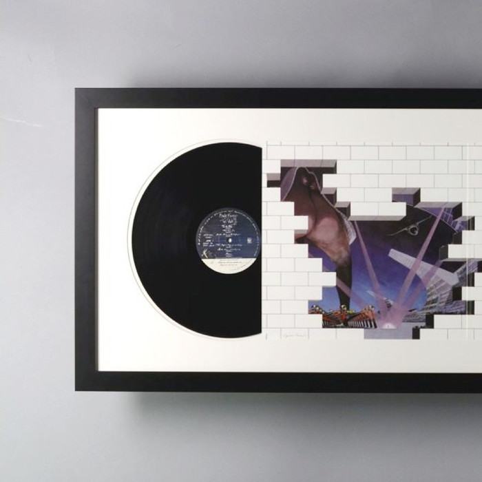 More Ways To Frame Your Records
