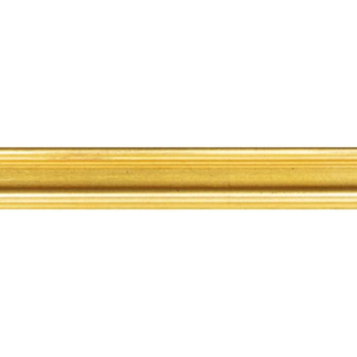 Academie Gold | custom frame profile sample