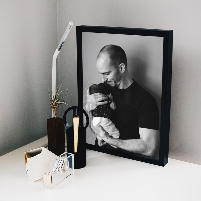 Father's Day Framed - 3 Quick and Awesome Gift Ideas