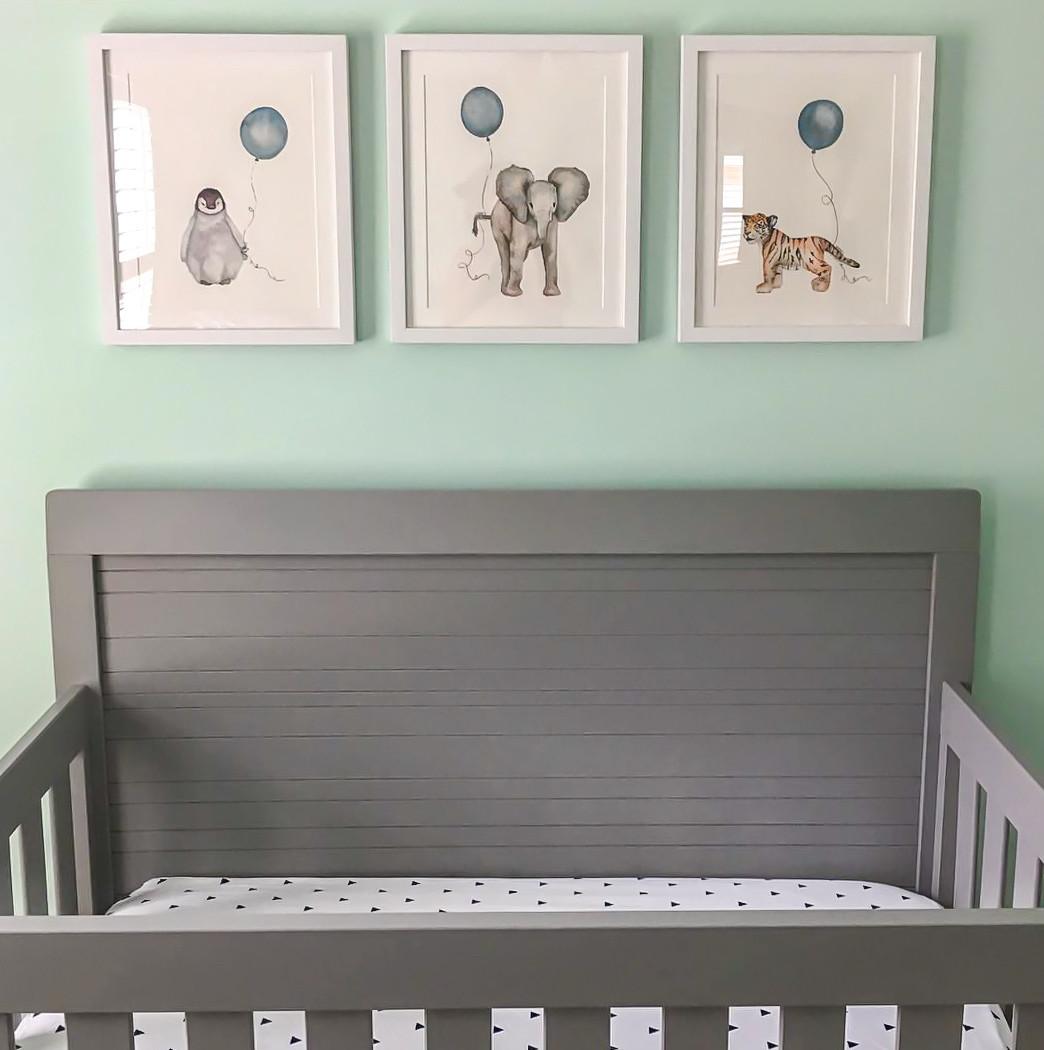 Framing for the nursery