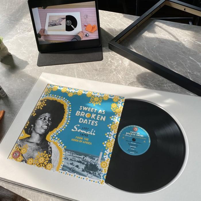 At-Home Album framing kit