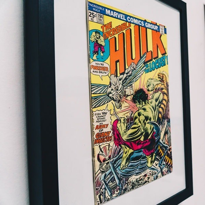 Frame my comics
