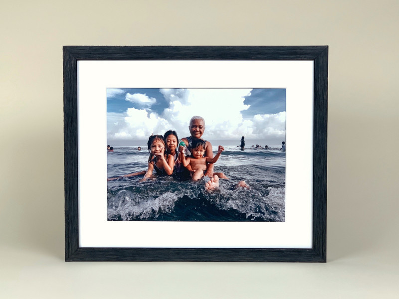 Quick Ship Framed Photo