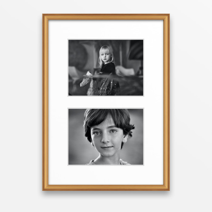 curated framed photo styles