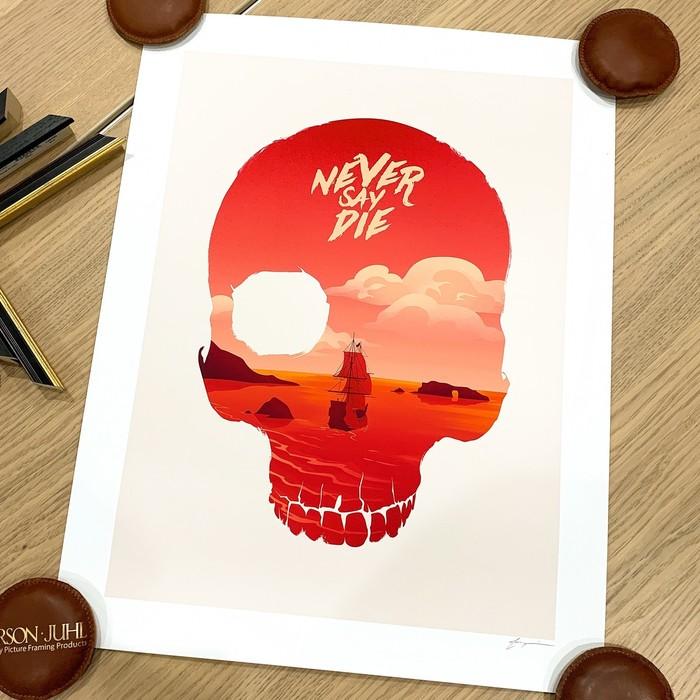frame artwork online