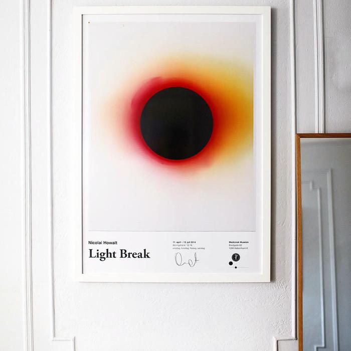 Frame a poster